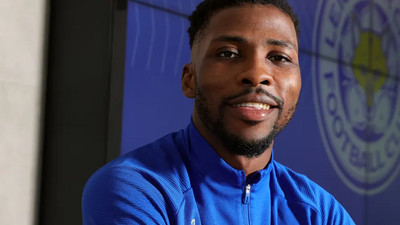 Kelechi Iheanacho says the memory of his late mum keeps him going