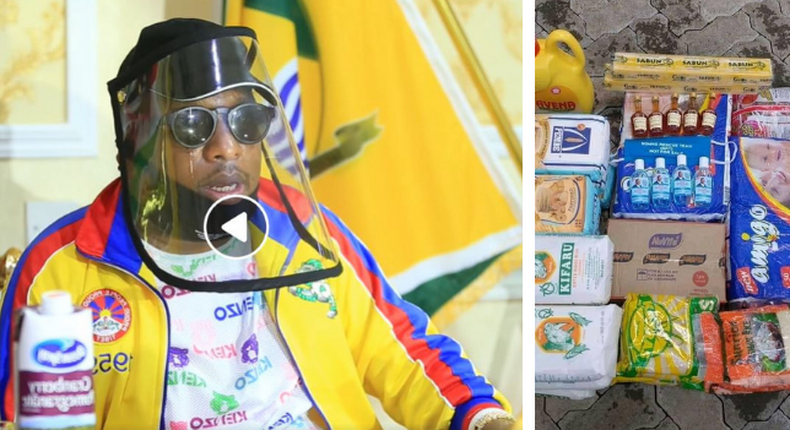 Mike Sonko explains why he has been donating Hennessy to Nairobi residents