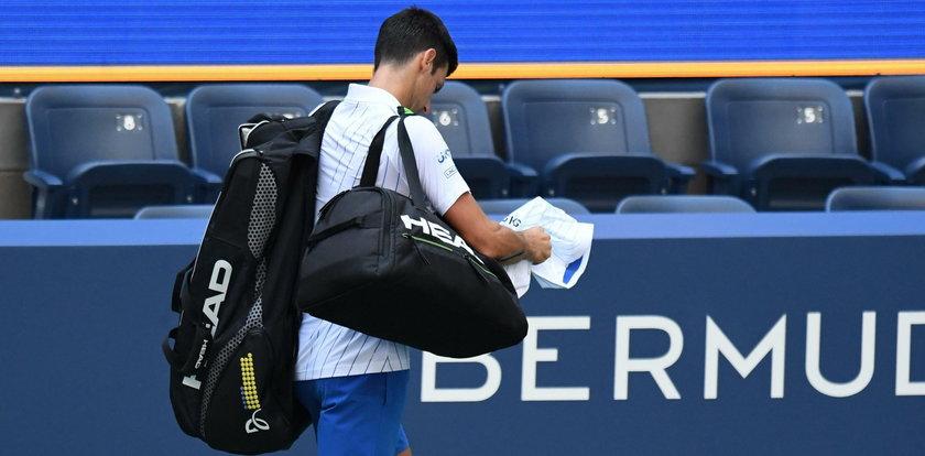 Djoković: Od bombardowań Belgradu po dyskwalifikację z US Open