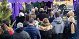 Pogrzeb ofiary seryjnego mordercy