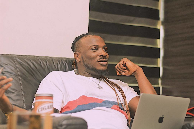 The influencer popularly known as Pamilerin and Dr. Pam Pam narrated his ordeal in the hands of Peruzzi and his crew in Bayelsa (Instagram/Peruzzi)