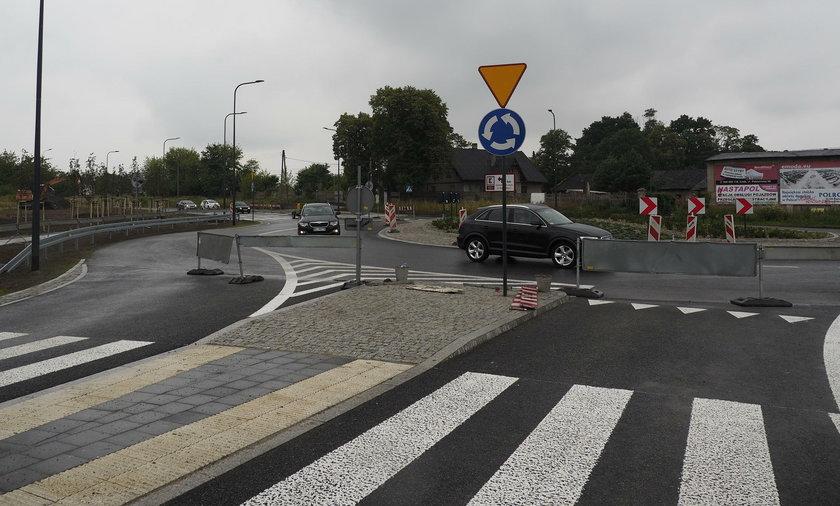 Nowe rondo na Brusie w Łodzi. W końcu znikną korki