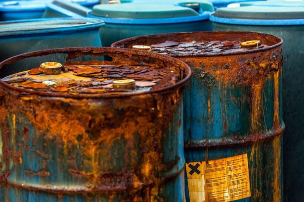 W ostatnim czasie miasto Ustroń miało dwa przypadki podrzuconych nielegalnie odpadów niebezpiecznych
