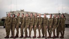 Izrael zezwala kobietom na służbę w wojskach pancernych. Pierwsze czołgistki ukończyły szkolenie