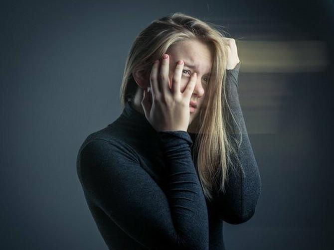 BOLESNI od besa i stresa