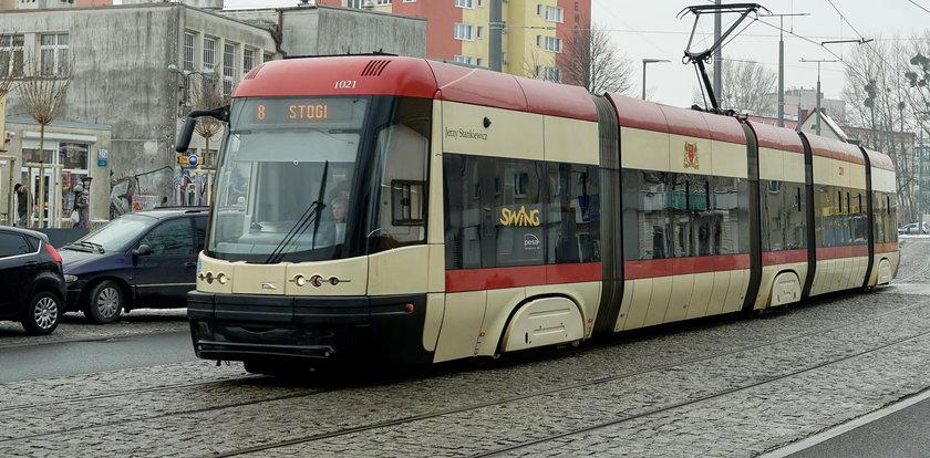 W końcu bezpiecznie dojedziesz tramwajem na Stogi. Zakończył się remont torów