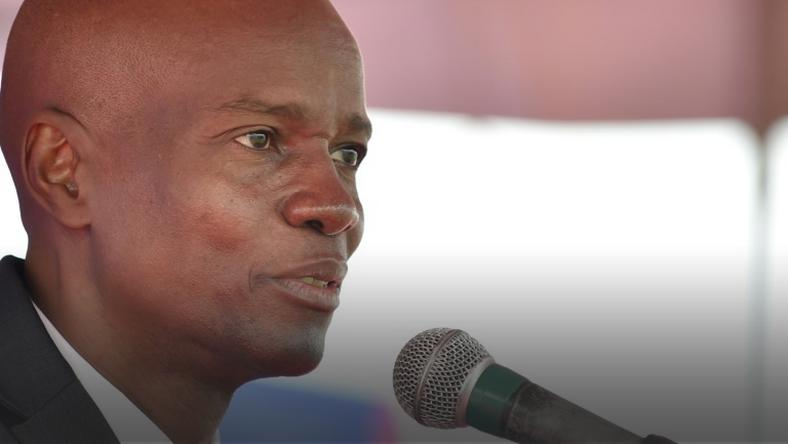 Haitian President Jovenel Moise, who made big pledges on the campaign trail, fell silent for days as mass protests and riots paralyzed the country, until he gave an address on February 14, 2019