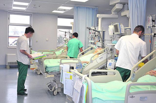 Urgentni centar, ilustracija