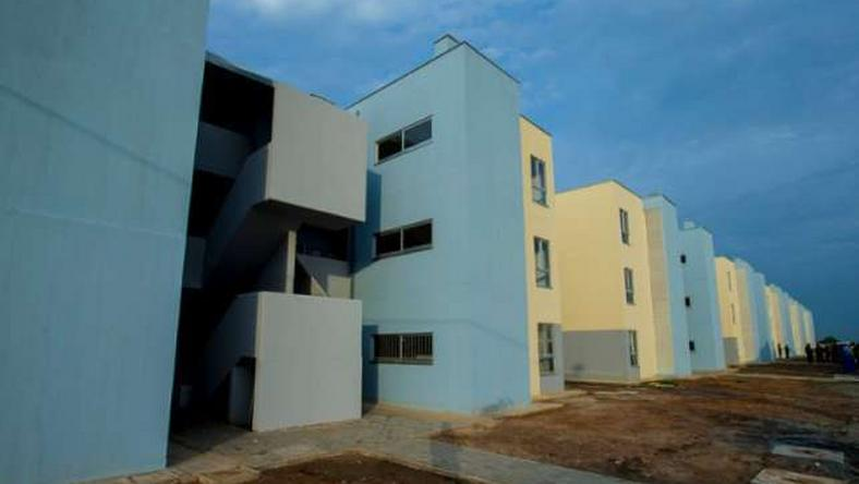 Government Affordable Housing Project