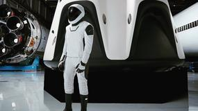 Elon Musk pokazał kolejne zdjęcie skafandra
