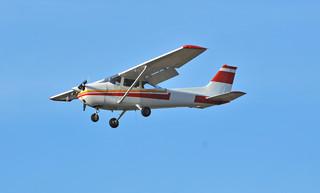 Urząd Lotnictwa Cywilnego ostrzega przed nielegalnymi lotami widokowymi