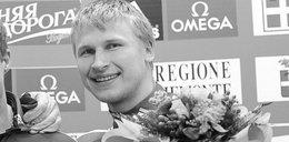 Straszna śmierć słynnego olimpijczyka!