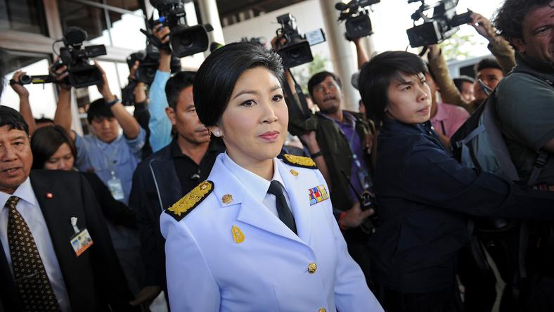 Premier Yingluck Shinawatra