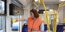 Tak teraz myją nasze tramwaje