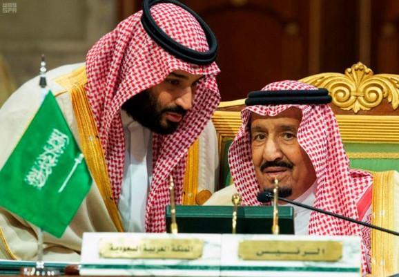 Kralj Salman i Mohamed bin Salman