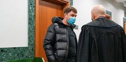 Daniel Martyniuk rozbija się porsche, ale mówi, że zarabia grosze [FILM]
