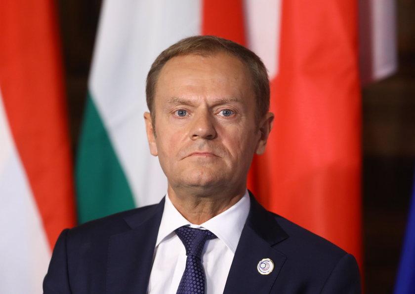 Schetyna: Tusk nigdy nie będzie Macronem