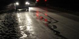 Alarm na drogach! Uważajcie na marznące opady i gołoledź