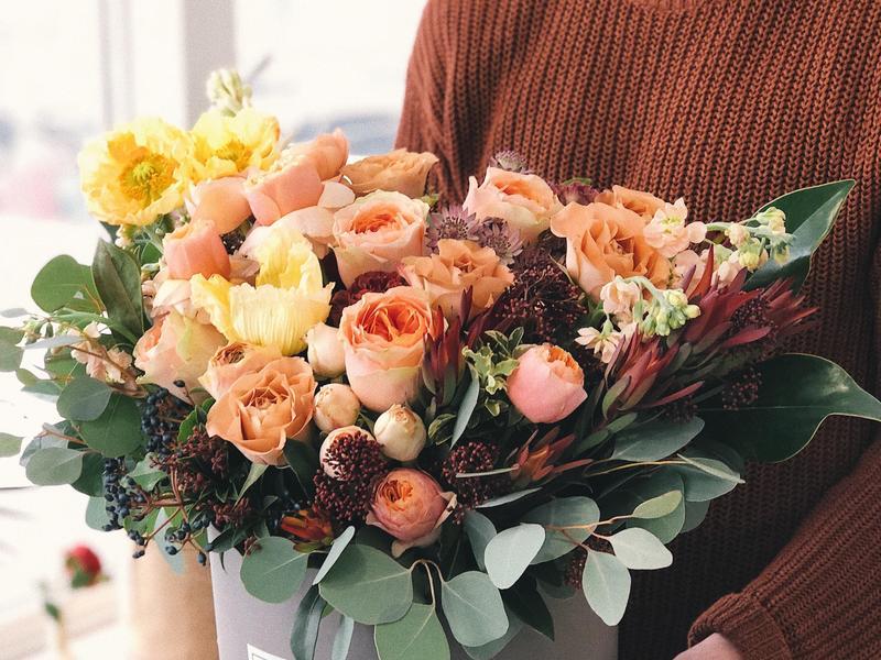 Dzien Kobiet 2021 Jakie Kwiaty Wybrac Na Prezent 20 Bukietow I Ich Znaczenie