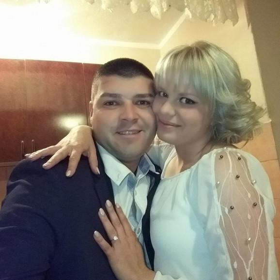 Bojana sa verenikom Jovišom