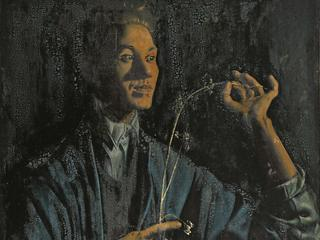 Jan Gotard - Portret Antoniego Michalaka