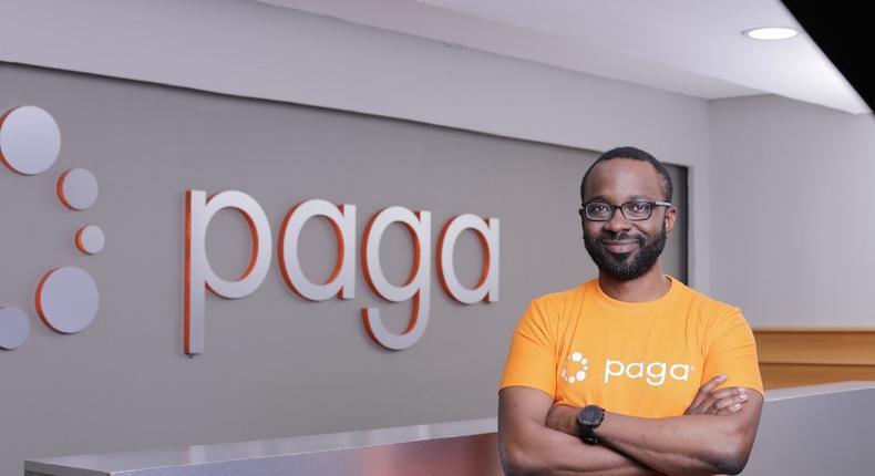 Tayo Oviosu, Founder and CEO of Paga