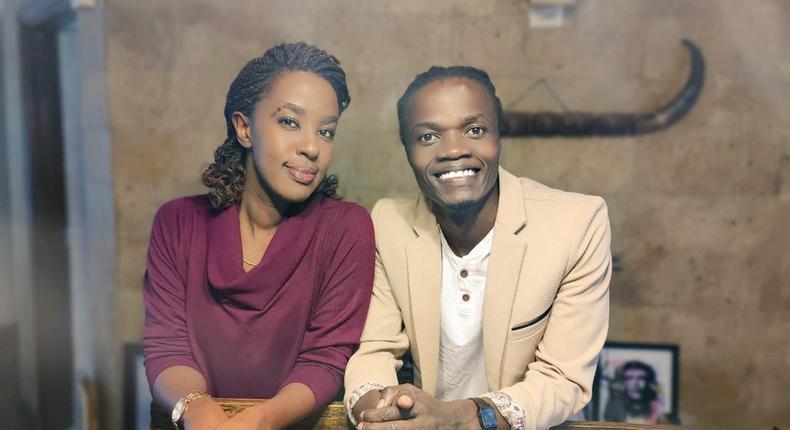 Boniface Mwangi exposes phone Number used to threaten to Kill Juliani