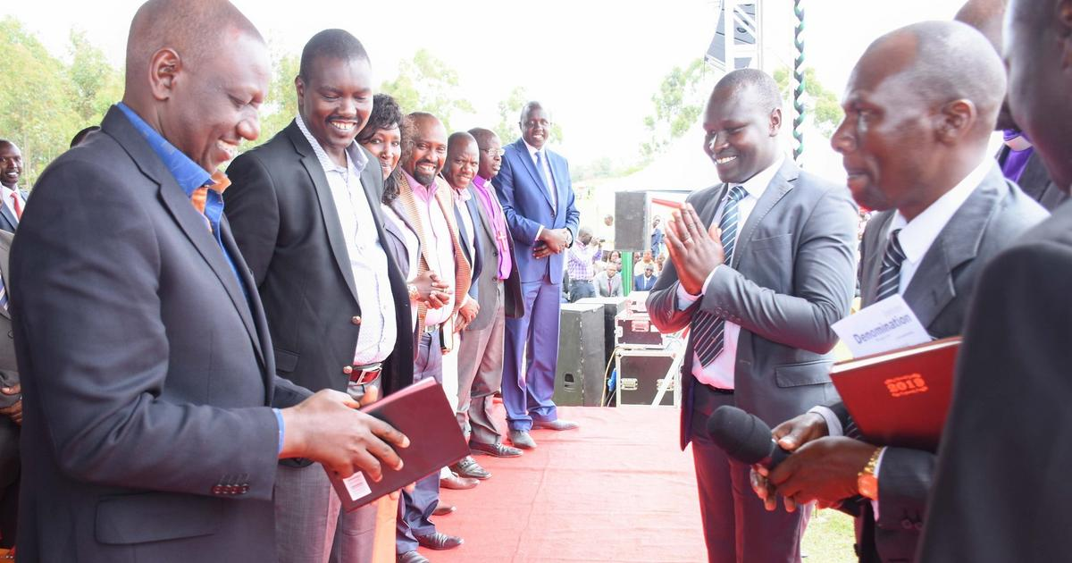 Angry DP Ruto quotes the Bible while condemning Daily Nation over controversial story on plot to wrestle Jubilee party from President Uhuru Kenyatta