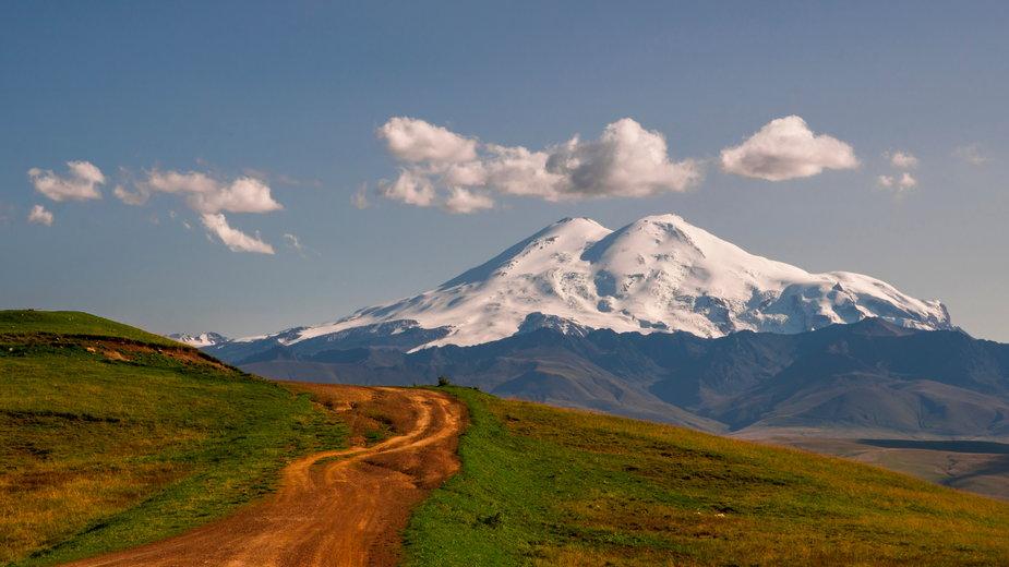 Elbrus, Kaukaz