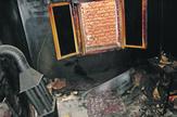 NIS02 Soba u kojoj je izbio pozar i u kojoj su stradala dvojica Popovcana foto Branko Janackovic