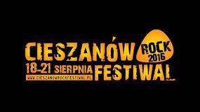 Cieszanów Rock Festiwal 2016: ogłoszono kolejnych wykonawców