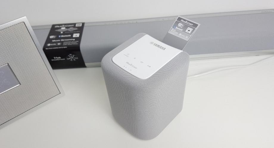 MusicCast WX-010: günstige Multiroom-Box im Test