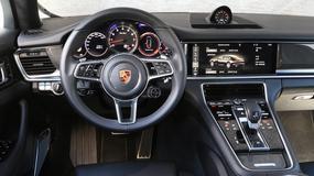 Porsche Panamera Turbo – wyczynowa limuzyna | TEST