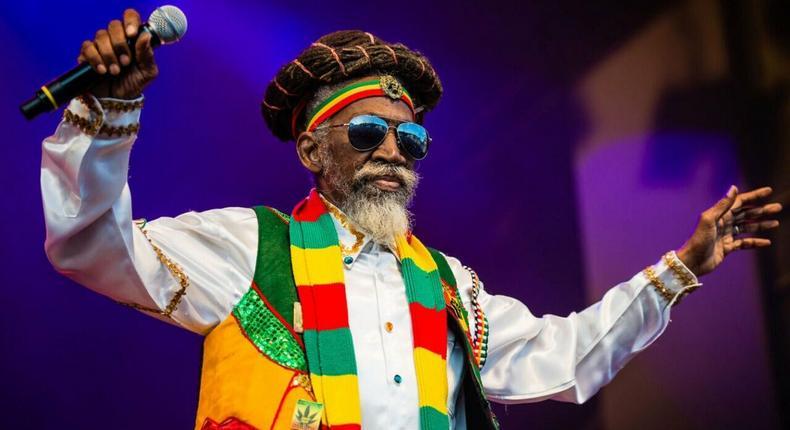 Reggae Artiste Bunny Wailer