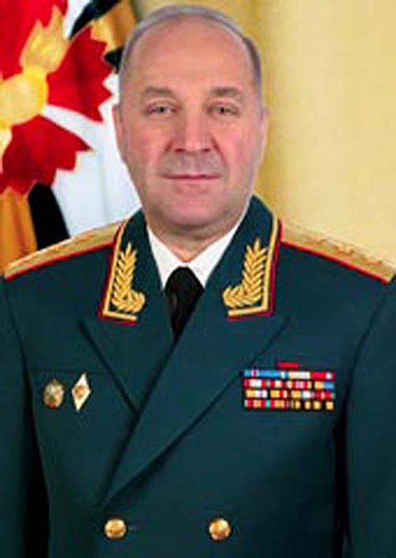 Važio za Putinovog čoveka od poverenja: Igor Sergun