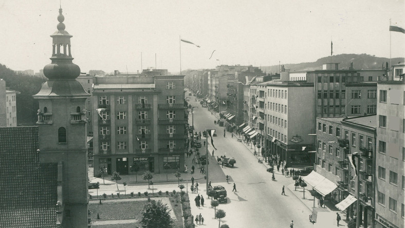 Gdynia, lata 30.