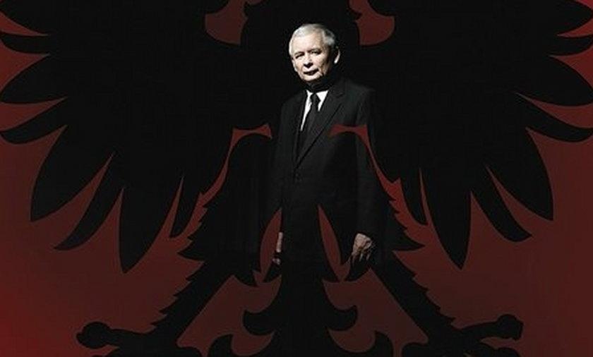 Kaczyński w polskim godle. Kontrowersyjna okładka brytyjskiego magazynu