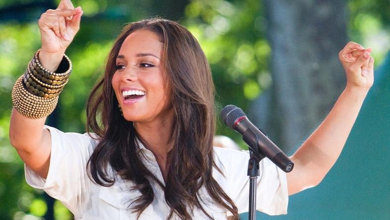 Alicia Keys zapowiada swój piaty longplay