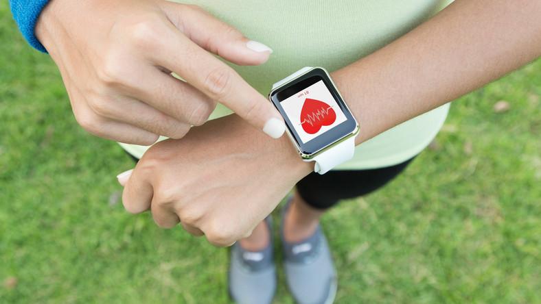 Bieganie, aplikacja zdrowia