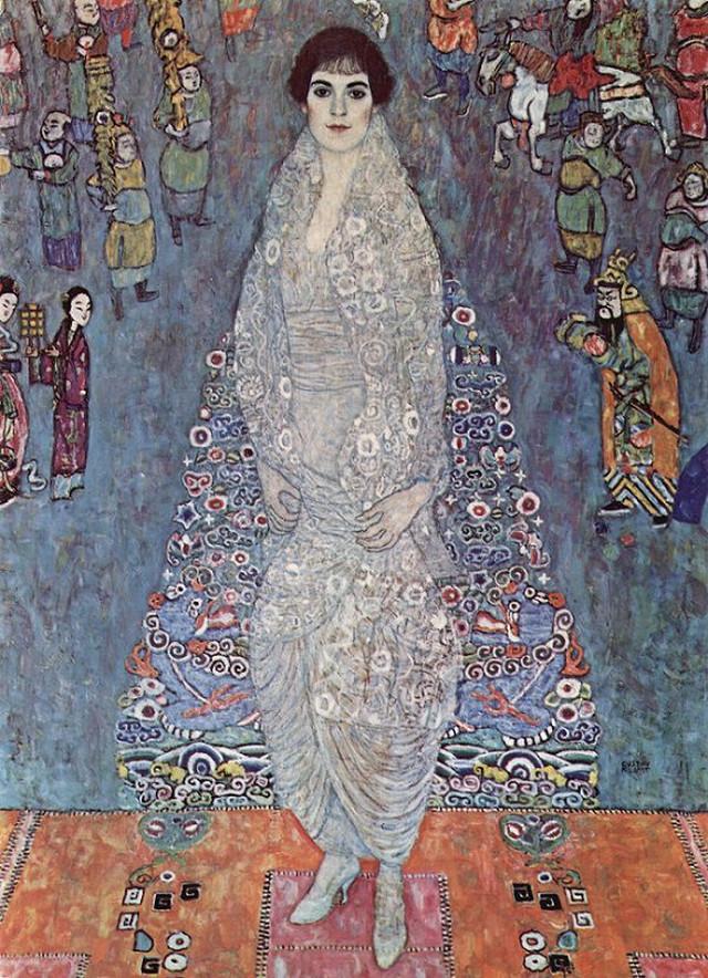 Elizabeta Bahofen-Eht, 1914-16.