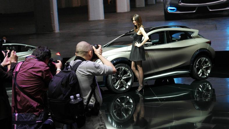 Najważniejszą premierą Infiniti w Genewie był model o nazwie QX30. Konstruktorzy japońskiej marki twierdzą, że nowy kompaktowy crossover lub jako kto woli SUV przypadnie kierowcom, którzy chcą się oderwać od sztampowego stylu niemieckich producentów…