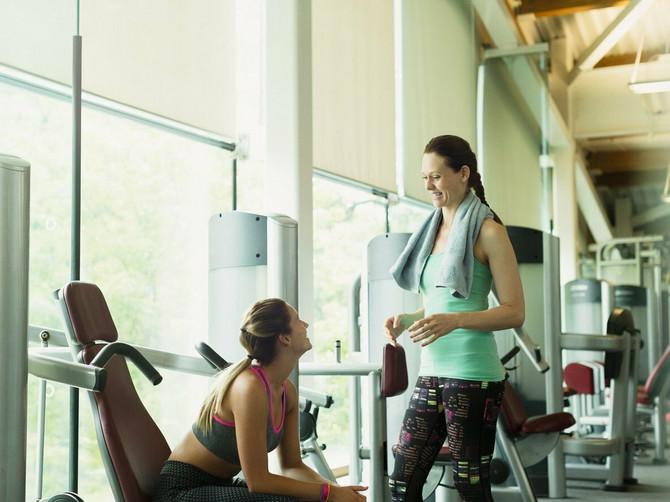 U kojoj kategoriji lošeg vežbača si ti?