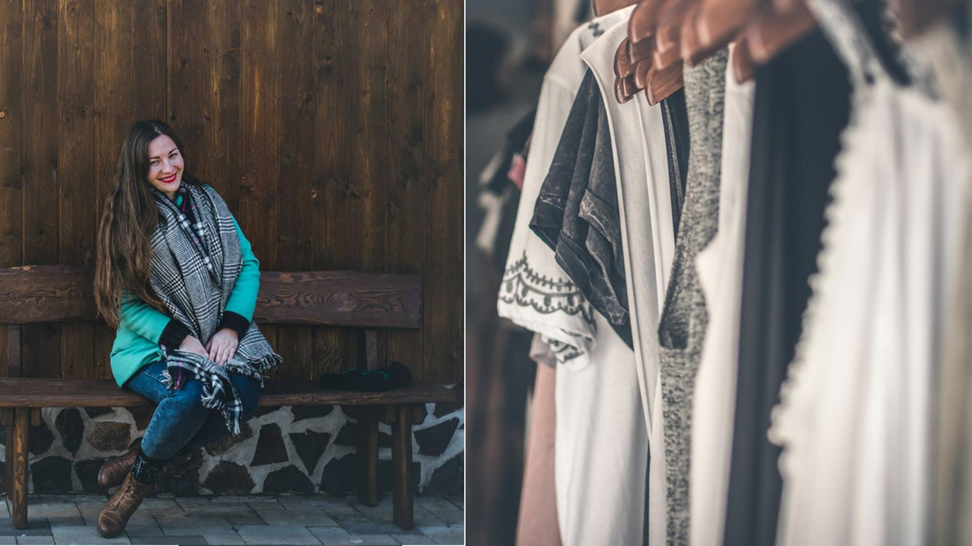 9822a1193 Pôst od fast fashion: Rok som si nič nekúpila v obchode s oblečením