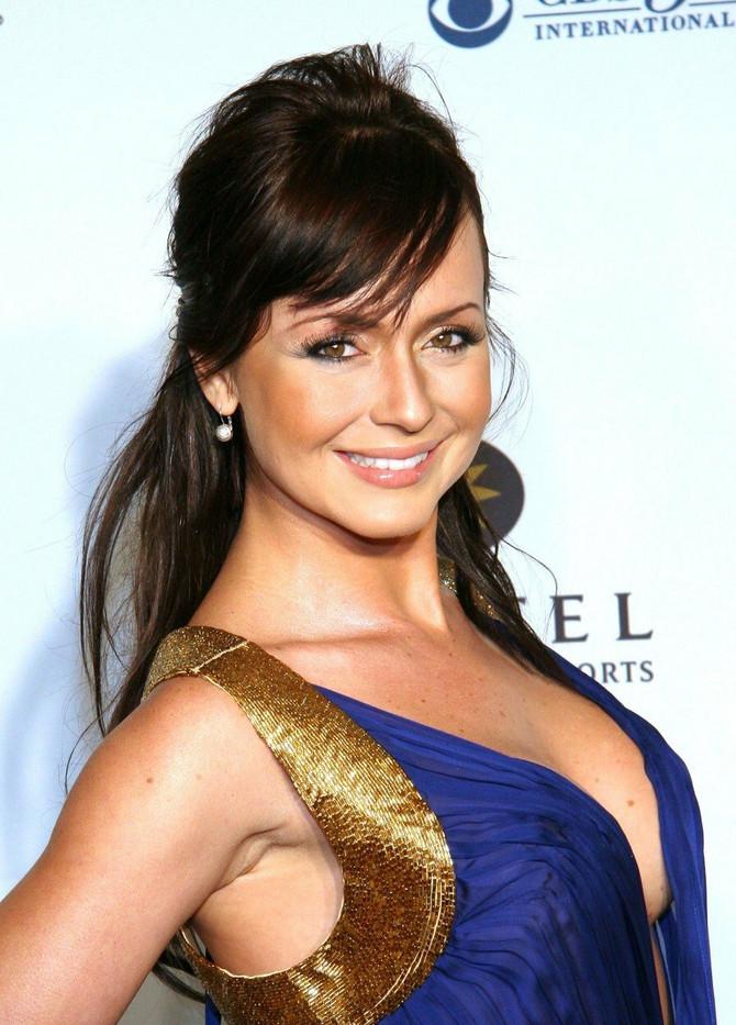 Gabriela Spanić 2006. godine