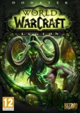Okładka: World of Warcraft: Legion