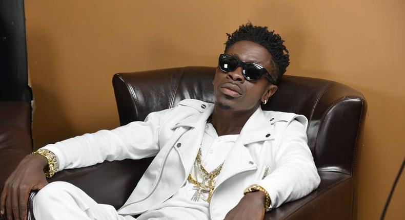 Shatta Wale says Yvonne Nelson embarrassed him
