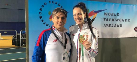 Dragan Jović i Tijana Bogdanović
