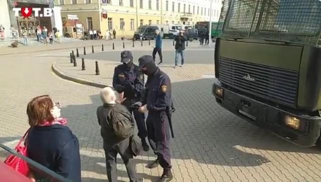 Hrabra bakica iz Minska