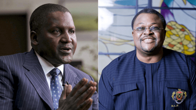 4 Nigerian billionaires named in Forbes' 'top 20 richest Africans' list for 2020