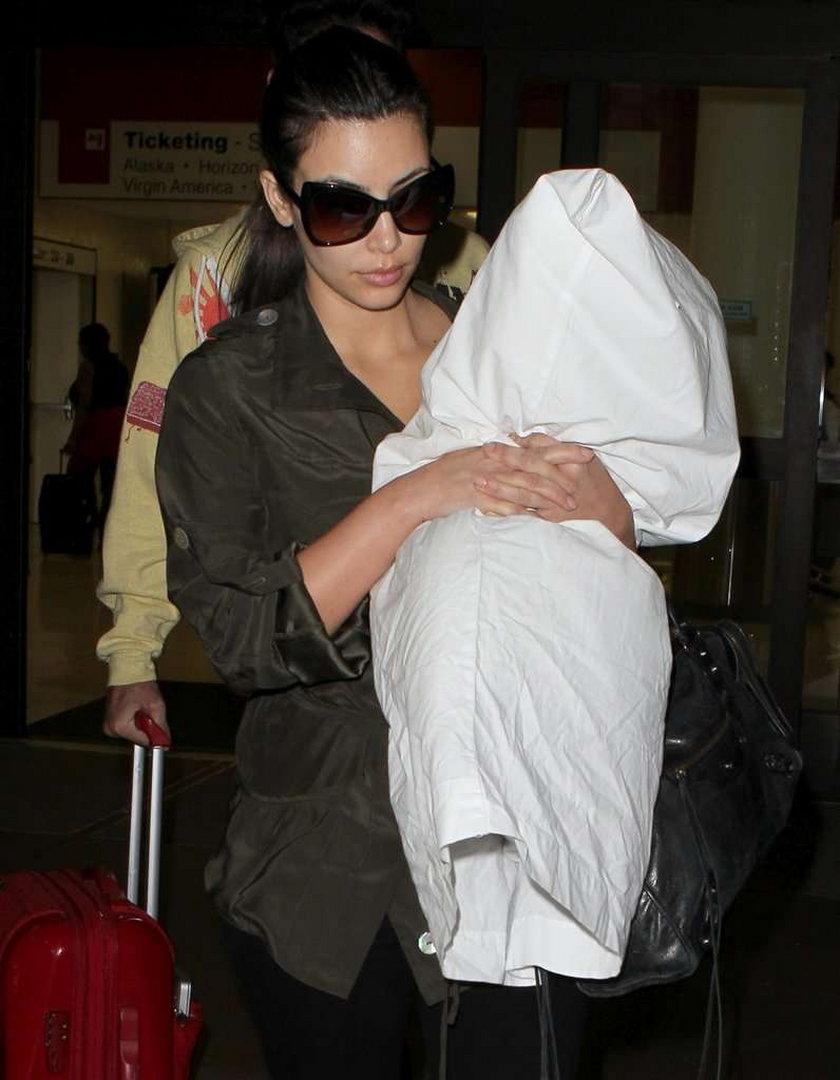 Zobacz poduszkę Kim Kardashian!